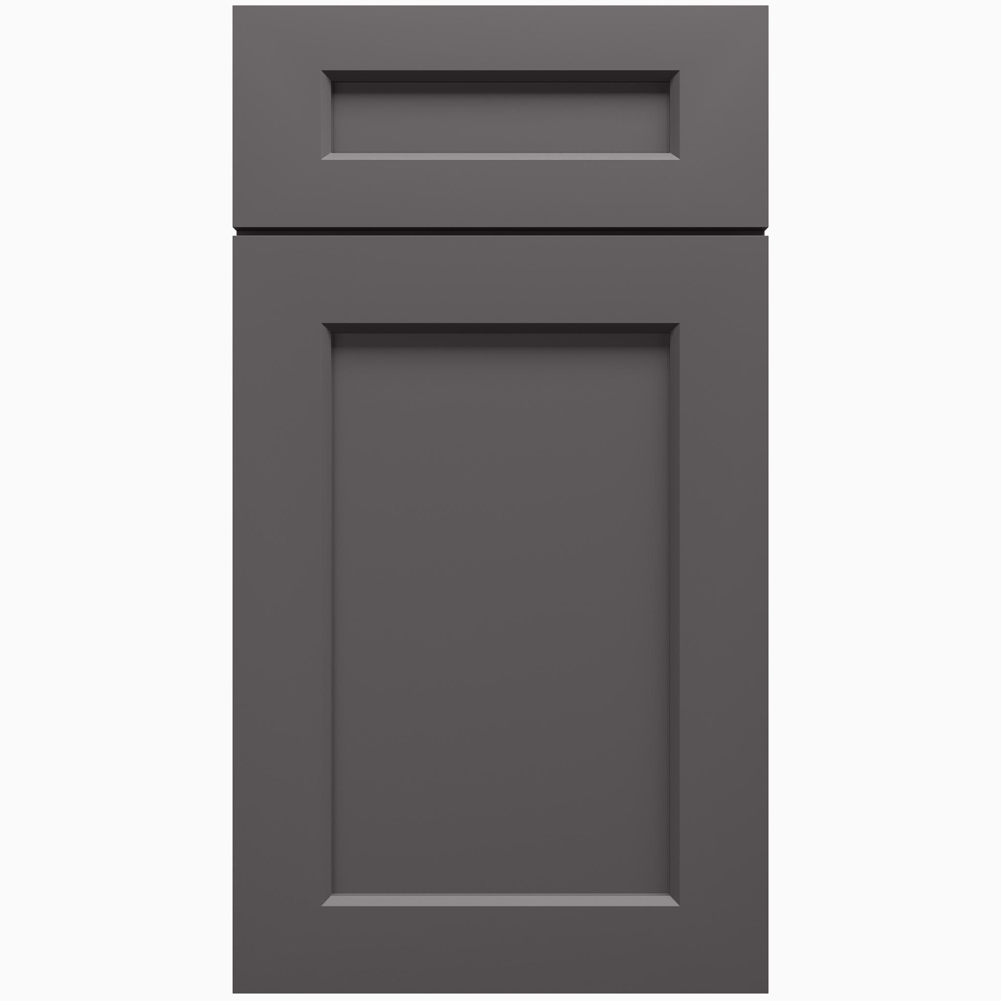 Liberty Shaker Grey Cabinets